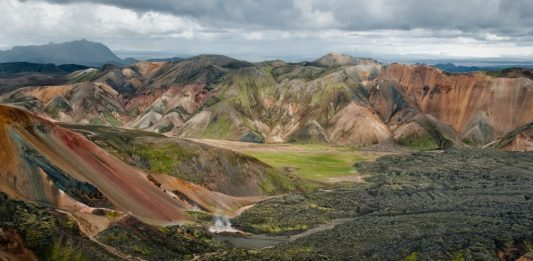 Landmannalaugar Nationalpark