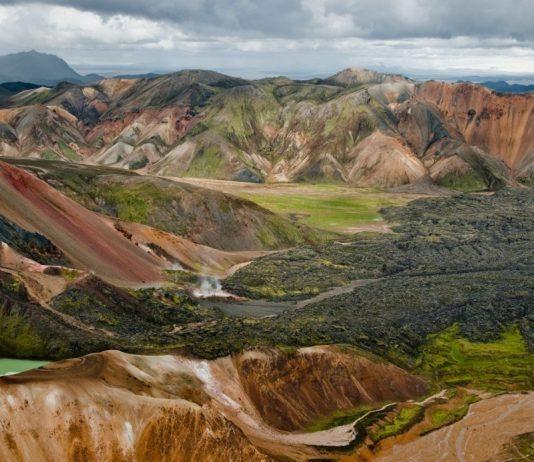 Landmannalaugar Nationalpark