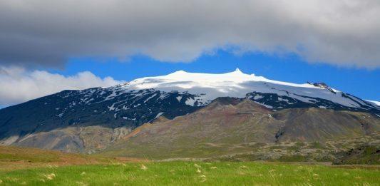 Vulkan Snaefellsjökull