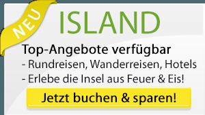 Angebote für Island Reisen