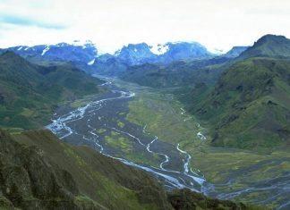 Porsmörk Gletschertal